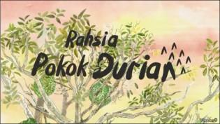 Rahsia Pokok Durian (BM) title screen